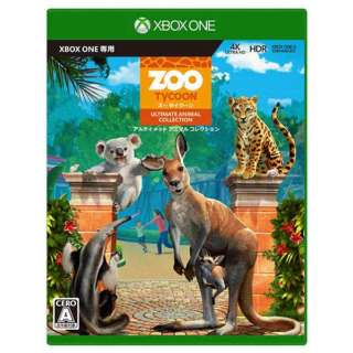 Zoo Tycoon:Ultimate Animal Collection【Xbox Oneゲームソフト】