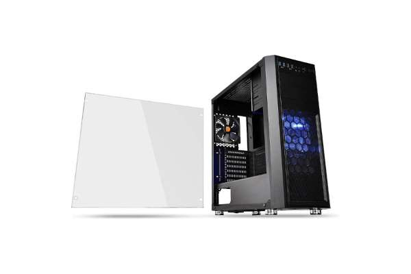 PCケースのおすすめ18選 THERMALTAKE「Versa H26」CA-1J5-00M1WN-01
