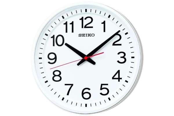 掛け時計のおすすめ21選 セイコー「教室の時計」KX623W