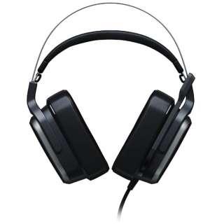 ゲーミングヘッドセット Tiamat [φ3.5mmミニプラグ /両耳 /ヘッドバンドタイプ]