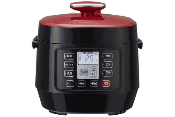 電気圧力鍋のおすすめ コイズミ KSC-3501