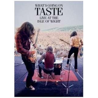 テイスト/ホワッツ・ゴーイング・オン-テイスト ワイト島ライヴ 1970 通常盤 【DVD】