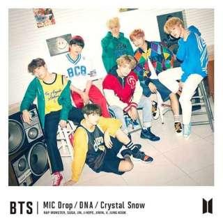 BTS(防弾少年団)/MIC Drop/DNA/Crystal Snow 初回限定盤A 【CD】