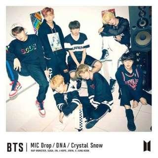 BTS(防弾少年団)/MIC Drop/DNA/Crystal Snow 初回限定盤B 【CD】