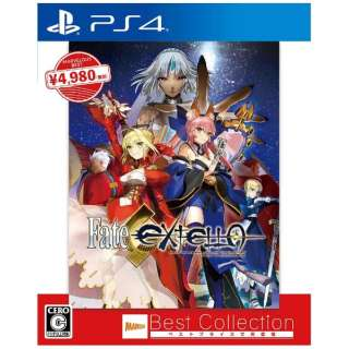 Fate/EXTELLA Best Collection【PS4ゲームソフト】