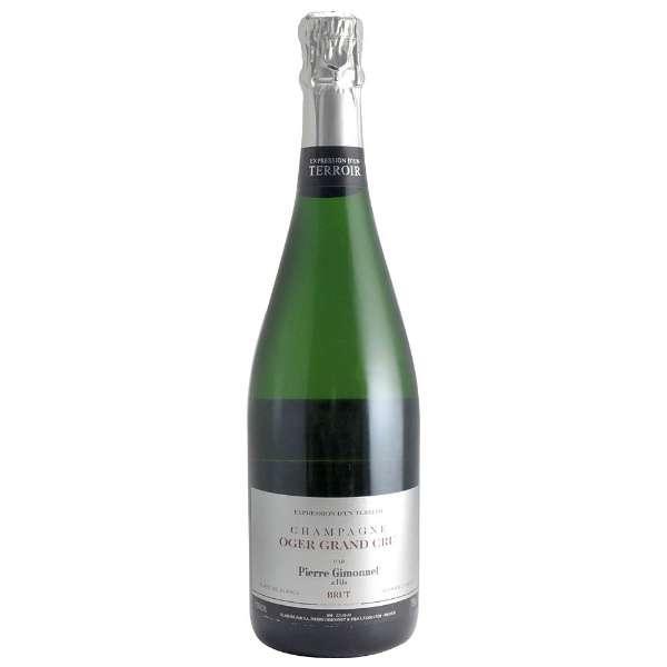 [ネット限定特価] ピエール・ジモネ グラン・クリュ ブリュット NV 750ml【シャンパン】