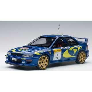 1/18 スバル インプレッサ WRC 1997 #4(ピエロ・リアッティ/ファブリツィア・ポンス)※モンテカルロラリー優勝