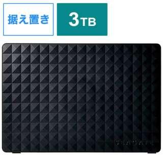 SGD-NZ030UBK 外付けHDD ブラック [据え置き型 /3TB]