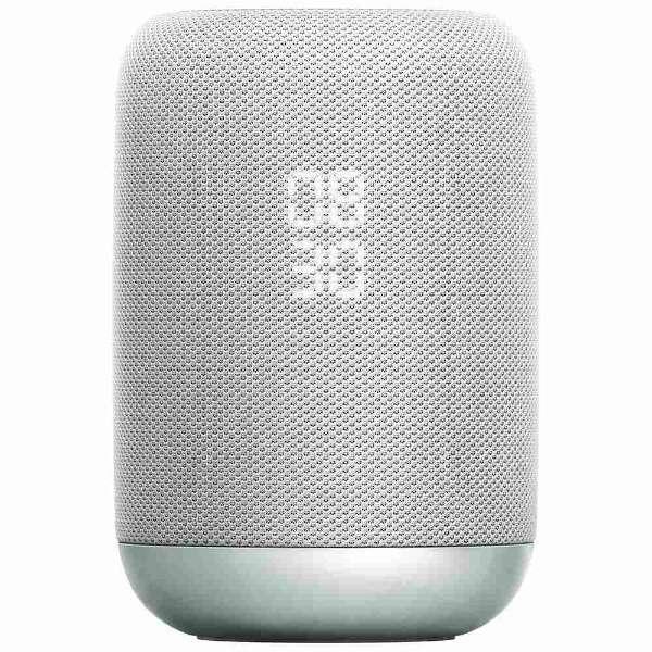 LF-S50G WC スマートスピーカー(AIスピーカー) ホワイト [Bluetooth対応 /防滴]