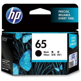 N9K02AA 純正プリンターインク 65 黒