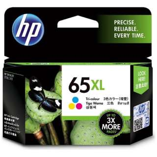 N9K03AA 純正プリンターインク 65XL 3色カラー