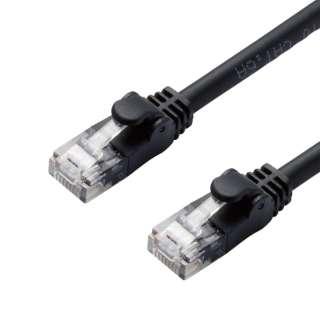 LD-GPAYC/BK5 LANケーブル ブラック [5m /カテゴリー6A /スタンダード]