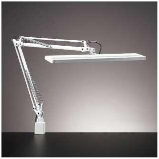 Z-80NW クランプ式スタンドライト Z-Light(ゼットライト) ホワイト [LED]