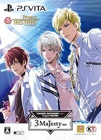 ときめきレストラン☆☆☆ Project TRISTARS 3 Majesty BOX [PS Vita]