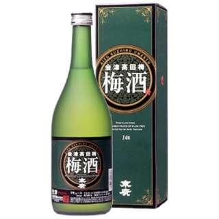 末廣 会津高田梅酒 720ml【梅酒】