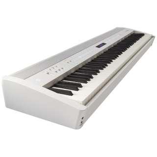 電子ピアノ FP-60-WH ホワイト [88鍵盤] 【お届け地域限定商品】