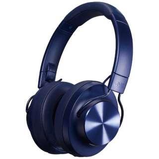ブルートゥースヘッドホン HA-SD70BT-A ブルー [Bluetooth /ハイレゾ対応]