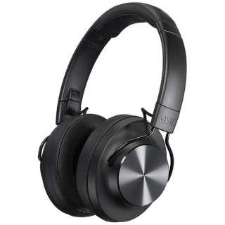 ブルートゥースヘッドホン ブラック HA-SD70BT-B [Bluetooth /ハイレゾ対応]