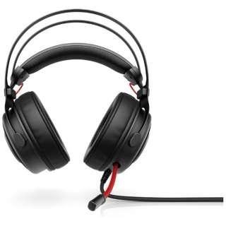 1KF76AA#UUF ゲーミングヘッドセット OMEN [USB /両耳 /ヘッドバンドタイプ]