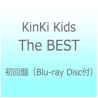 KinKi Kids/The BEST 初回盤(Blu-ray Disc付) 【CD】