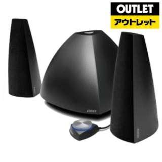【アウトレット品】 E3350BTS-BK ブルートゥース スピーカー ブラック [Bluetooth対応] 【生産完了品】
