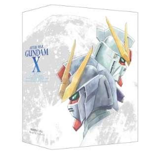 機動新世紀ガンダムX Blu-rayメモリアルボックス 期間限定生産 【ブルーレイ ソフト】