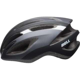 自転車用ヘルメット CREST R(マットブラック×ダークチタニウム/UAサイズ) 7083359