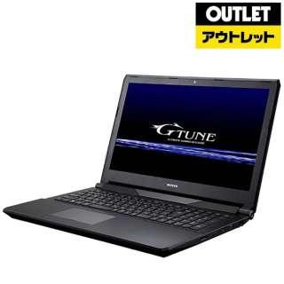【アウトレット品】 15.6型ゲーミングノートPC[Win10 Home・Core i7・HDD 500GB・メモリ 8GB・GeForce GTX960M・WPS Office]GTUNE767GTX960J 【生産完了品】