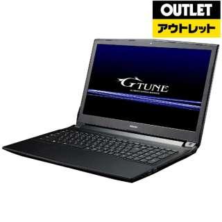 【アウトレット品】 15.6型ゲーミングノートPC[Win10・Core i7・SSD240GB・HDD1TB・メモリ16GB・GTX1060] NGNI777M1S2H1X16W10 【生産完了品】