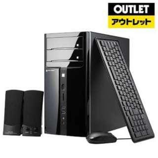 【アウトレット品】 LMI361M8H2DW10 デスクトップパソコン [モニター無し /HDD:2TB /メモリ:8GB] 【生産完了品】
