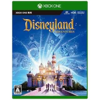 ディズニーランド・アドベンチャーズ【Xbox Oneゲームソフト】