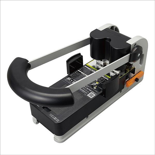 カール事務器 強力パンチ HD-520N 2穴パンチ [3503]