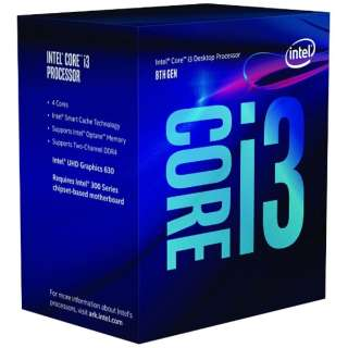 [CPU]Intel Core i3-8100