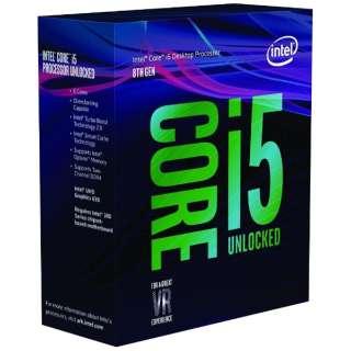 [CPU]Intel Core i5-8600K