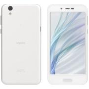 【防水・おサイフケータイ対応】AQUOS sense lite SH-M05ホワイト「SH-M05-W」 Snapdragon 630 5.0型・メモリ/ストレージ:3GB/32GB nanoSIMx1 SIMフリースマートフォン