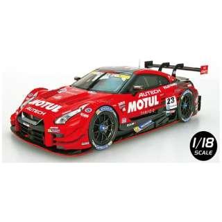 1/18 MOTUL AUTECH GT-R SUPER GT GT500 2017 No.23
