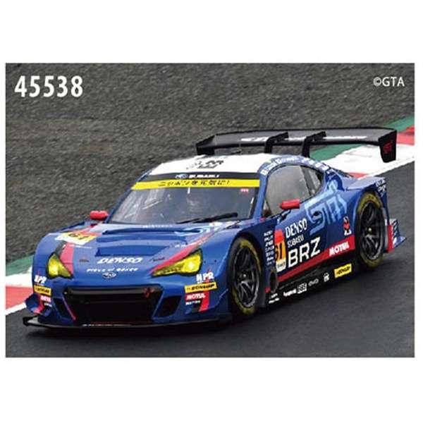エブロ EBBRO 1/43 SUBARU BRZ R&D SPORT SUPER GT GT300 2017 No