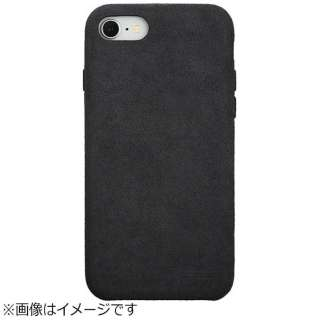 iPhone 8用 Ultrasuede Air Jacket アスファルト PBY-80