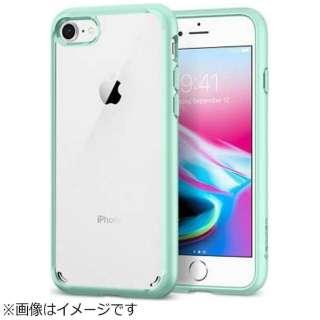 iPhone 8用 Ultra Hybrid 2 ミント 042CS20925