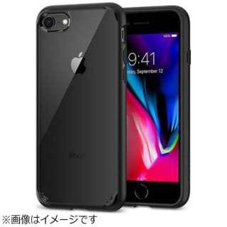 iPhone 8用 Ultra Hybrid 2 ブラック 042CS20926