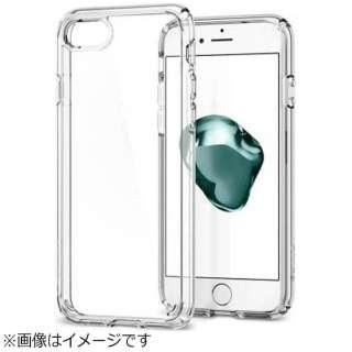 iPhone 8用 Ultra Hybrid 2 クリスタルクリア 042CS20927