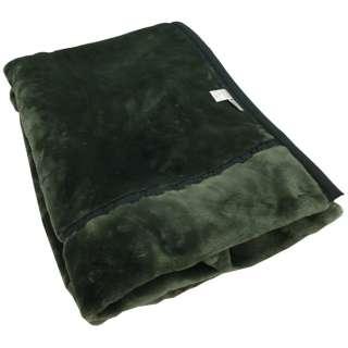 ラフィーナ2枚合わせ毛布(シングルサイズ/140×200cm/グレー)