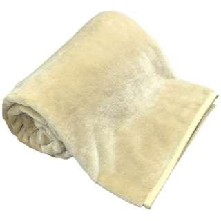 ラフィーナニューマイヤー毛布(ダブルサイズ/180×200cm/ベージュ)