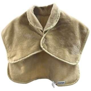 【毛布肩当】ラフィーナニューマイヤー(M~Lサイズ/ベージュ)[生産完了品 在庫限り]