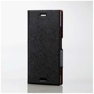 56391750ca ビックカメラ.com | エレコム ELECOM Xperia XZ1用 手帳型ケース ソフトレザーカバー 薄型 磁石 イタリアン Coronet  ブラック PM-XZ1PLFILBK 通販