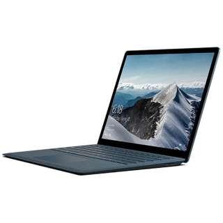 Surface Laptop[13.5型/SSD:256GB /メモリ:8GB /IntelCore i7/ コバルトブルー/2017年11月モデル]DAJ-00078 ノートパソコン サーフェス ラップトップ