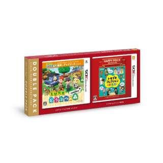 『とびだせ どうぶつの森 amiibo+・トモダチコレクション 新生活』ダブルパック【3DSゲームソフト】