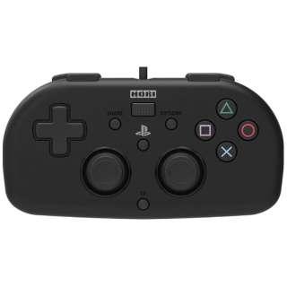 ワイヤードコントローラーライト for PlayStation4 ブラック PS4-099 【PS4】