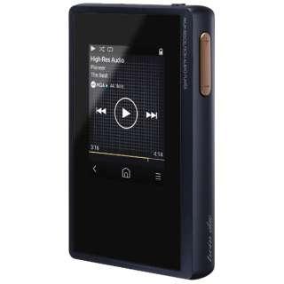 デジタルオーディオプレーヤー private ネイビーブルー [16GB /ハイレゾ対応]
