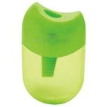 ファーバーカステル 鉛筆削り(丸型ミニ)TFC-183502/H-4 グリーン